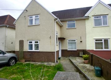 Thumbnail 3 bedroom semi-detached house to rent in Tanycoed Road, Clydach, Swansea
