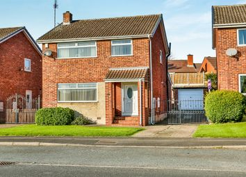 Thumbnail 3 bed detached house for sale in Lime Grove, Swinton, Mexborough