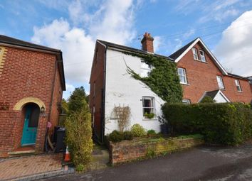 Thumbnail 3 bed end terrace house for sale in South Terrace, Harley Lane, Heathfield, East Sussex