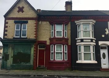 Thumbnail 3 bed terraced house for sale in Orwell Road, Kirkdale, Liverpool