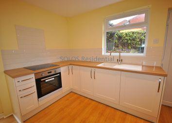 Thumbnail 2 bedroom flat to rent in Coningswath Road, Carlton, Nottingham
