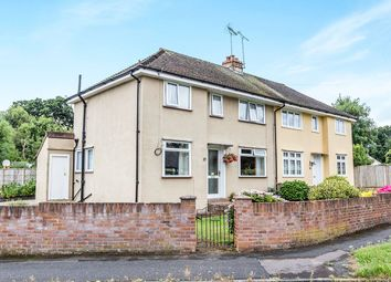 Morley Crescent, Waterlooville, Hampshire PO8. 3 bed semi-detached house for sale