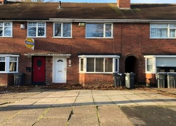 Thumbnail 3 bed property to rent in Grindleford Road, Birmingham