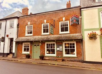 Thumbnail Retail premises for sale in Dunster, Somerset