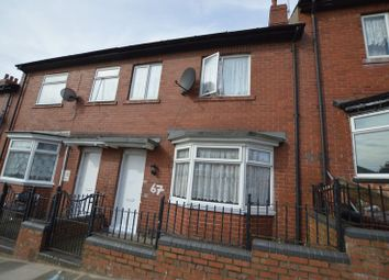 Thumbnail 3 bedroom terraced house for sale in Fairholm Road, Newcastle Upon Tyne