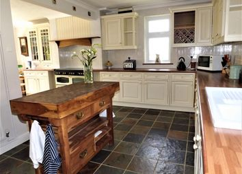 Thumbnail 3 bed farmhouse for sale in Aslackby Fen, Sleaford