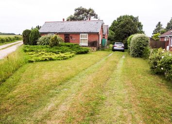Thumbnail 2 bed detached bungalow for sale in Snape Road, Knodishall, Saxmundham, Suffolk