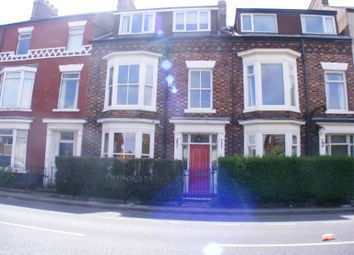 Thumbnail 5 bed town house to rent in Redcar Road, Guisborough