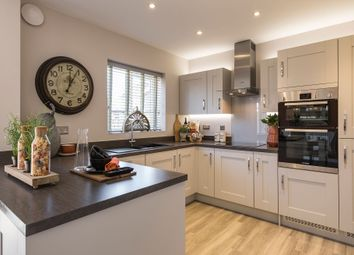 """Thumbnail 4 bed detached house for sale in """"The Titchfield"""" at Taunton Road, Wellington"""