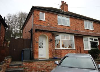 Thumbnail 3 bed semi-detached house for sale in Spinney Road, Derby