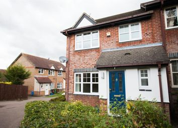 Thumbnail 3 bedroom property to rent in Hamblings Close, Shenley, Radlett