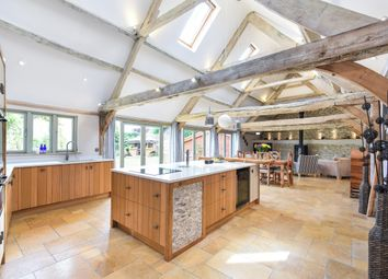 Thumbnail 4 bed barn conversion to rent in Lower South Wraxall, Bradford-On-Avon