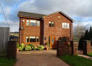 Thumbnail 4 bed detached house for sale in Tramway, Hirwaun, Aberdare