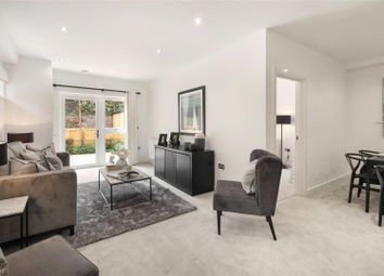 Thumbnail 3 bed flat for sale in Vicarage Crescent, London