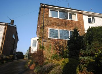 Thumbnail 3 bed semi-detached house to rent in Thorold Road, Southampton