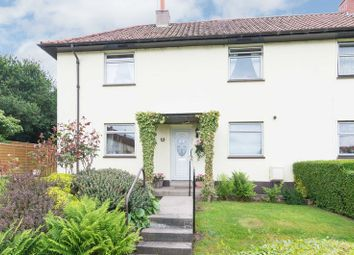 Thumbnail 2 bed semi-detached house for sale in 70 Glenallan Drive, The Inch, Edinburgh