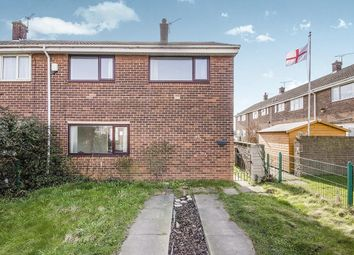 Thumbnail 4 bed semi-detached house for sale in Windermere Drive, Knottingley