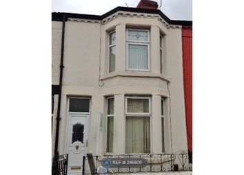 Thumbnail 3 bed terraced house to rent in Warbreck Avenue, Liverpool