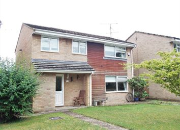 Thumbnail 4 bedroom detached house for sale in Cowslip Close, Tilehurst, Reading