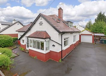 Thumbnail 4 bed detached house for sale in Leathley Road, Menston, Ilkley