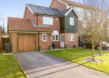 Thumbnail 4 bed end terrace house for sale in Park Lane, Lincoln, Lincolnshire