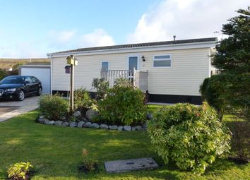 Thumbnail 3 bed mobile/park home for sale in Larkfield Close, Foxhole