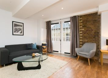 Thumbnail 1 bed flat to rent in Dundee Court, 73 Wapping High Street, London