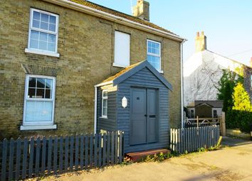 Thumbnail 3 bed semi-detached house to rent in Globe Street, Methwold, Thetford