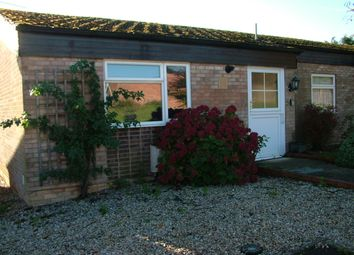 Thumbnail 2 bed semi-detached bungalow for sale in Newton Flotman, Norwich