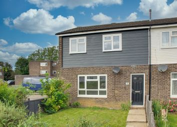 Thumbnail 3 bed end terrace house for sale in Marchioness Way, Eaton Socon, St. Neots