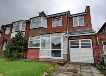 Thumbnail 4 bedroom semi-detached house for sale in Fancourt Avenue, Wolverhampton