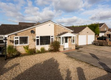 Thumbnail 4 bed detached bungalow for sale in Oaken Grove, Haxby, York