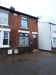 Thumbnail 2 bed terraced house for sale in Warrington Road, Glazebury, Warrington, Cheshire
