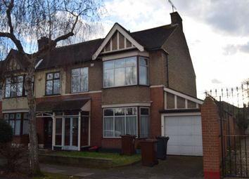 Thumbnail 3 bed semi-detached house to rent in Lyndhurst Gardens, Barking