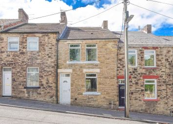 Thumbnail 3 bedroom terraced house to rent in Park Road, Consett