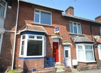 Thumbnail 2 bed terraced house to rent in Chudleigh Road, Exeter, Devon
