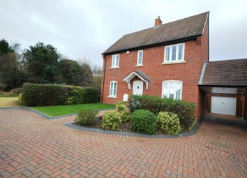 Thumbnail 4 bedroom detached house for sale in Stocking Park Road, Lightmoor, Telford