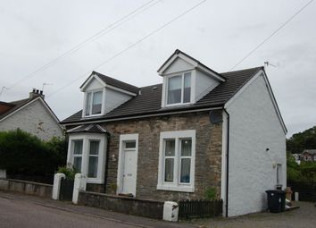 Thumbnail 2 bed flat to rent in Glebe Avenue, Dunoon
