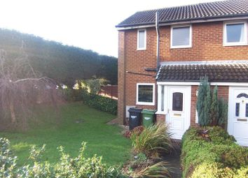 Thumbnail 2 bed end terrace house to rent in Lindisfarne Walk, Guidepost, Choppington