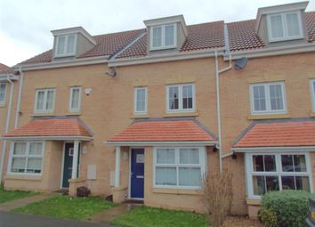 Thumbnail 4 bedroom town house for sale in Welbury Road, Hamilton, Leicester