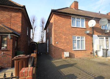Thumbnail 2 bed end terrace house to rent in Lodge Avenue, Dagenham