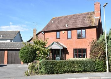 Thumbnail 3 bed detached house for sale in Yew Tree Close, Bramley, Tadley, Hampshire