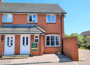 Thumbnail 3 bedroom end terrace house for sale in Aurelie Way, Whitstable