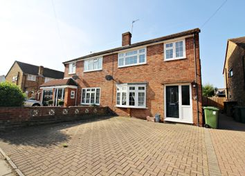 Thumbnail 4 bed semi-detached house for sale in Stainford Close, Ashford