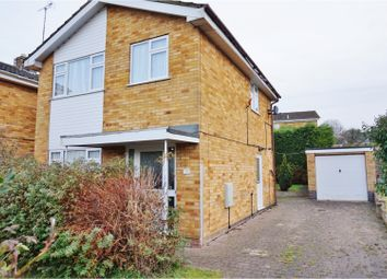 Thumbnail 3 bed detached house for sale in Monks Road, Wollaston