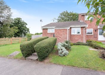 Thumbnail 2 bed terraced bungalow for sale in Meadway, Buckingham