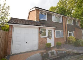 Thumbnail 3 bedroom semi-detached house to rent in Ringway Road, Park Street, St.Albans