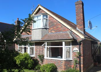 Thumbnail 3 bed detached bungalow to rent in Lodmoor Avenue, Weymouth