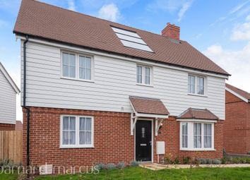 Thumbnail 4 bed detached house for sale in Kiln Crescent, Horley