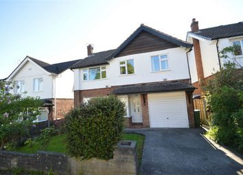 Thumbnail 4 bedroom detached house to rent in Turnfield Road, Cheadle, Cheshire